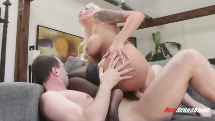 In Love With Mom's Big Boobs - scene 9