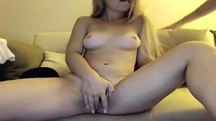 Blonde Avec Vibe Cammers - scene 11