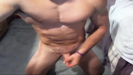 Sexy Muscle Stud- Watch Part2 On