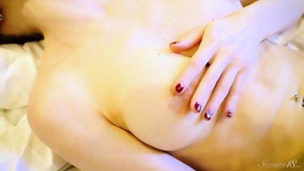 After Shower Erotic Solo Masturbation - scene 11