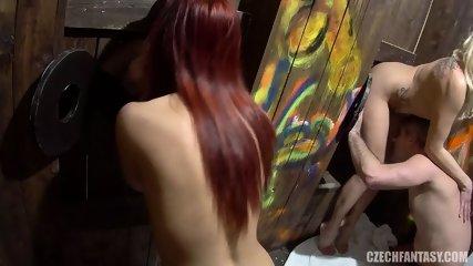 Action In Strange Brothel - scene 1