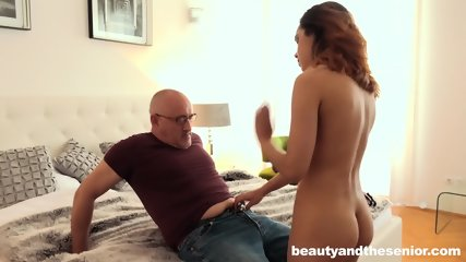 Old Man's Dick In Young Chick - scene 3