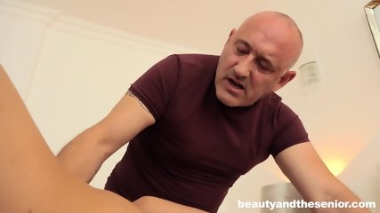Old Man's Dick In Young Chick - scene 5