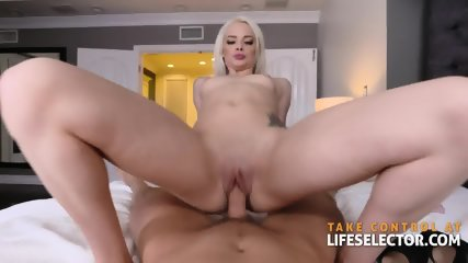 Elsa Jean - Cute Teen Works Hard For Cum