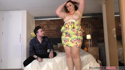 Pleasure For Horny Fattie - scene 2