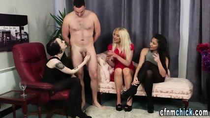 Mistress humiliates dork