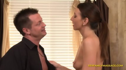 Slutty Brunette Wanted That Cock So Bad