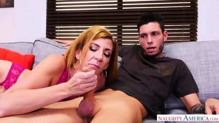 Big Titty Mom Addicted To Sex - scene 5