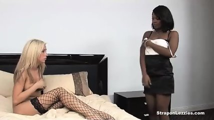 Interracial Lesbian Sex Is Going Wild