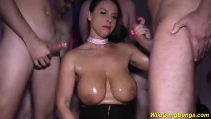 German pornstar dacada loves gangbang 1