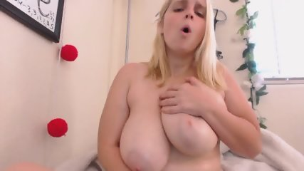 Innocent And Oiled Up Skype Call