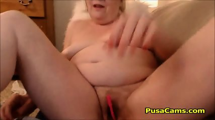 US Granny Squirter I Did It Again Oh My Fucking God