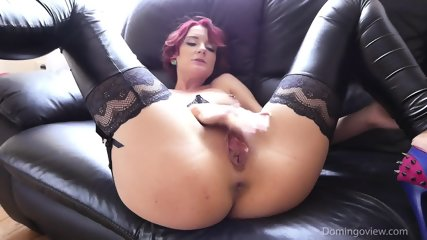 Butt Plug And Masturbation - scene 4