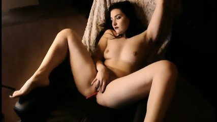 Amazing Arabic Woman Rubs Her Pussy Solo - scene 10