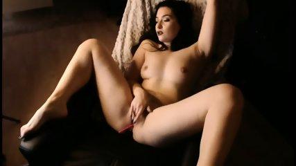 Amazing Arabic Woman Rubs Her Pussy Solo - scene 1