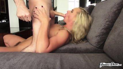 Weird Sex With Hot Blonde