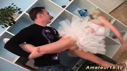 contortion sex with flexi Ballerina
