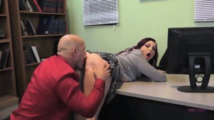 Hottie Gets Rough Ass Fucking - scene 4