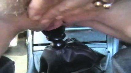 Amateur Gear Shift Fuck - scene 7