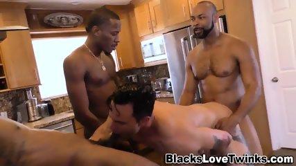 Gay Hunk Bbc Gangbanged