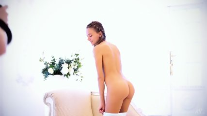 Wild Teen Takes Off Clothes - scene 7