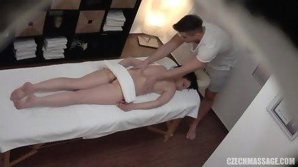 Fucked Hard By Masseur - scene 2