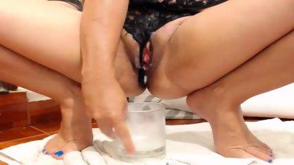 Creamy Colombian Pussy - scene 5