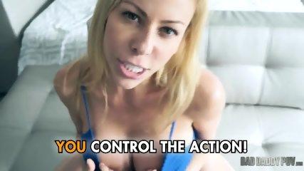 Alexis Fawks - Busty Blonde MILF Fucked Just Right - scene 2