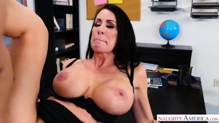 My First Sex Teacher Reagan Foxx - scene 7