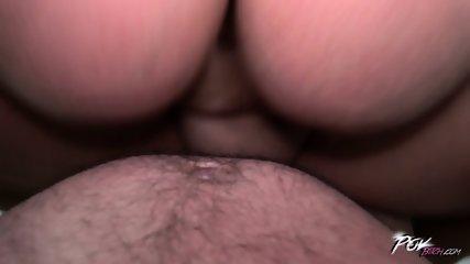 Fattie Sucks And Takes Cock - scene 6