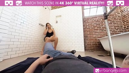 VR PORN - Blair Williams Getting Fucked Hard by the Plumber