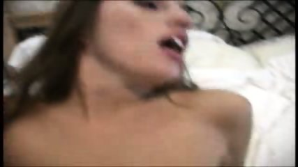 Cumshot on her Belly - scene 2