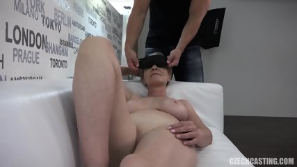 Mature Amateur Banged At Casting - scene 6