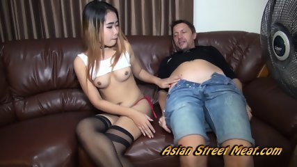 Exotic Whore Receives Facial After Hardcore Sex - scene 1