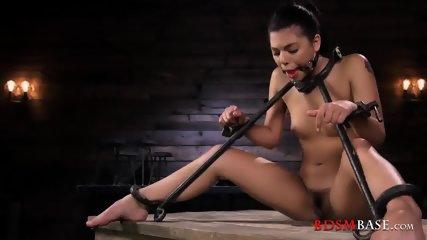 Gina Valentina s Bdsm Scene