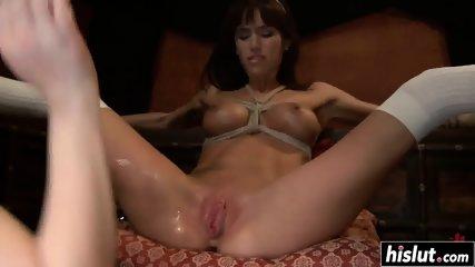 Horny sluts enjoy some kinky pleasures - scene 5