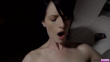With Hottie In Bathroom - scene 11