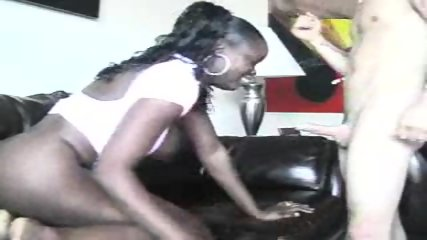 Hot black Woman getting fucked - scene 12
