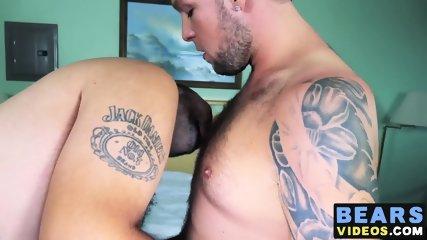 Freaky daddy Sebastian Sax fucks Jake Montana doggy style
