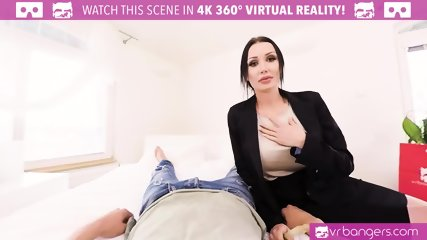 VR PORN - German Busty Step Mom Gets Penetrated by Her Step Son's Cock