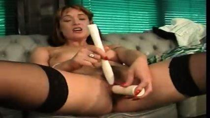 UK Babe Dildos Both Holes - scene 11