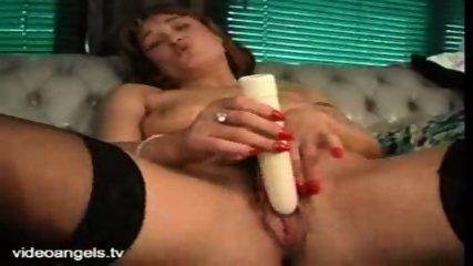 UK Babe Dildos Both Holes - scene 7