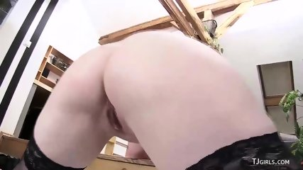 x346 Sexy Belicia Gets Pussy Fisted