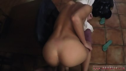 Arab white girl anal Hungry Woman Gets Food and Fuck - scene 10