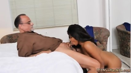 Mature teacher blowjob Glenn completes the job! - scene 3