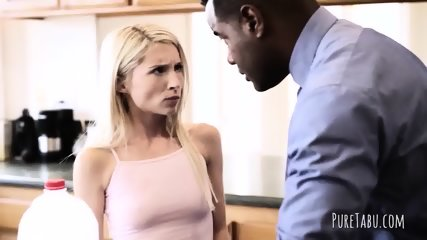 Piper Perri Wants Stepdad s Black Cock - scene 1