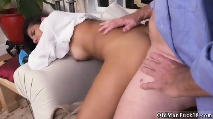 Young guy fucks old woman Frannkie met a waitress at a local Mexican restaurant and - scene 7