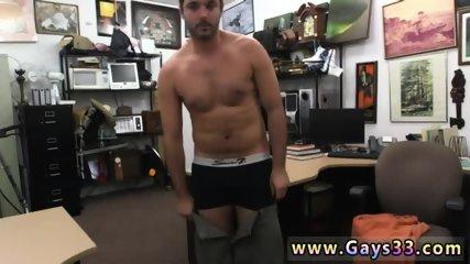 Straight punk dude gets cocksucked at sauna