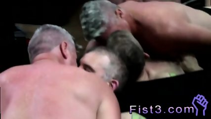 Daddy fisting gay Fists and More Fists for Dick Hunter