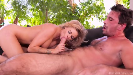 Anal Adventure On Holidays - scene 8